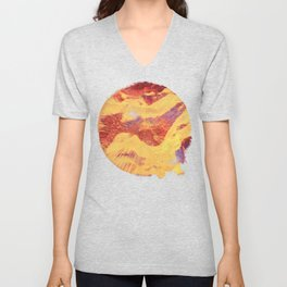 Metaphysics no3 Unisex V-Neck