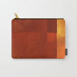 Broken Square (Abstract Allegory) IV Carry-All Pouch