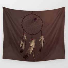 Poisoned dreams Wall Tapestry