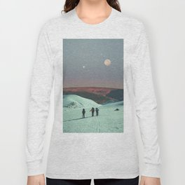 The Missing Three Long Sleeve T-shirt