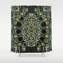 The Soul of Night Shower Curtain