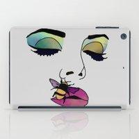 lana iPad Cases featuring LANA  by Vita♥G