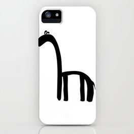 Family of Giraffes iPhone Case