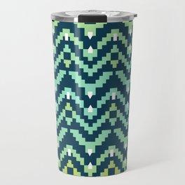 Tetra Ikat Travel Mug