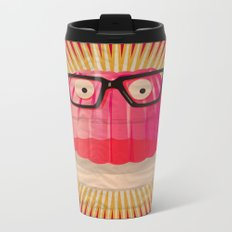 Disguise In Love With You Metal Travel Mug