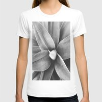 succulent T-shirts featuring Succulent by Anna Bergland