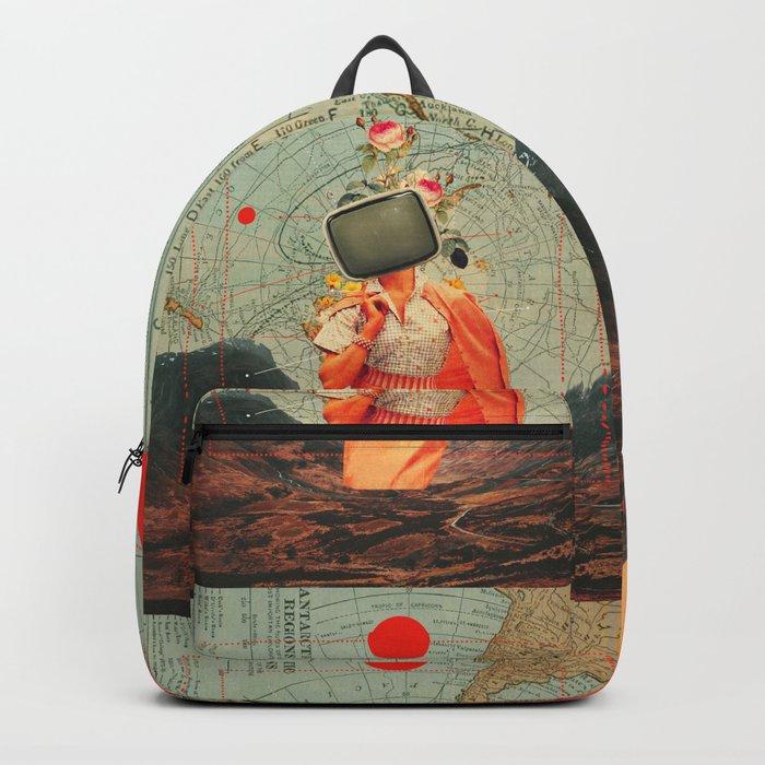 Antarctic Broadcast Backpack