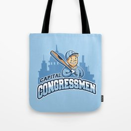 Capital Congressmen Tote Bag