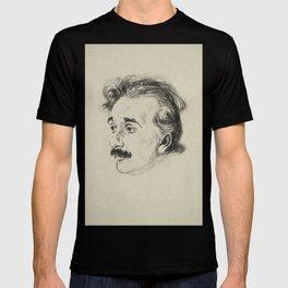 Albert Einstein, illustrated in 1923 T-shirt
