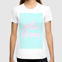 Pastel Queen T-shirt