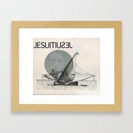 Jesuit Framed Art Print