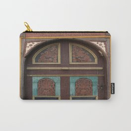 Door From Olden Times Carry-All Pouch