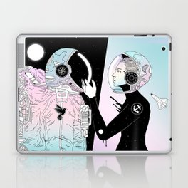 I Found a Place for Us (Summer Pastel) Laptop & iPad Skin