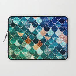 REALLY MERMAID TIFFANY Laptop Sleeve
