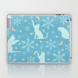 festive flurry Laptop & iPad Skin