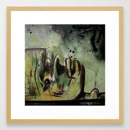 Despairage Framed Art Print