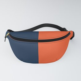 Denver Navy Fanny Pack