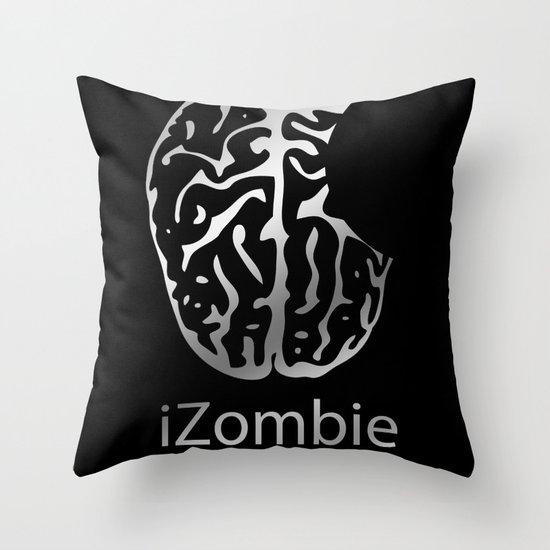 iZombie Throw Pillow