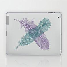 X Feathers Laptop & iPad Skin