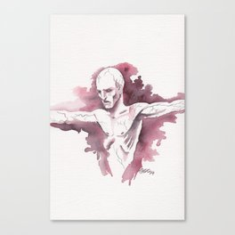 The Vampire Rahkh Canvas Print