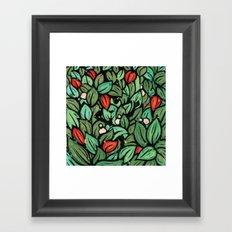 Orixás - Ossae Framed Art Print