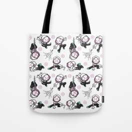 Little Spider-Gwen Tote Bag