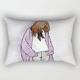 Cozy Cardigan Rectangular Pillow