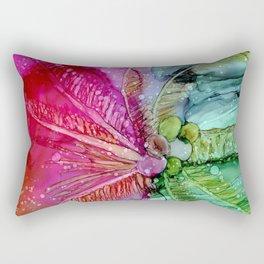 Colorful Palm Rectangular Pillow
