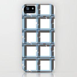 Broken Logic iPhone Case