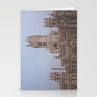 madrid Stationery Cards featuring Madrid by AnnaLee Barclay