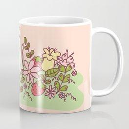 Pradera de Frutilla Coffee Mug
