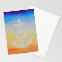 Faith, Hope & Love Stationery Cards