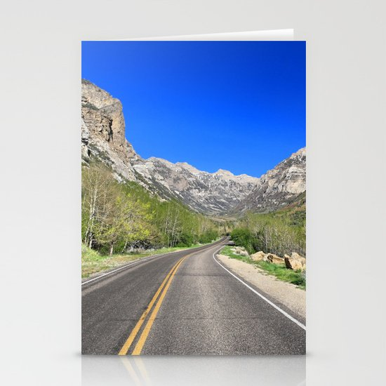Lamoille Canyon Stationery Cards