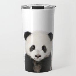 Panda Cub Travel Mug
