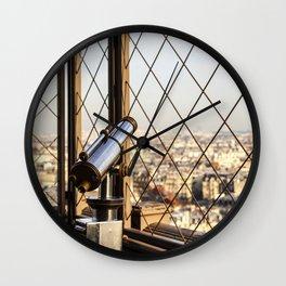 Distance All Around – Rundherum Ferne Wall Clock