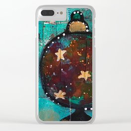 """Wish Upon A Star"" Original Painting by Krista J. Brock Clear iPhone Case"