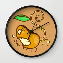 Sprout Yourself Wall Clock