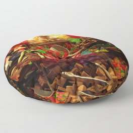 French Candy Floor Pillow