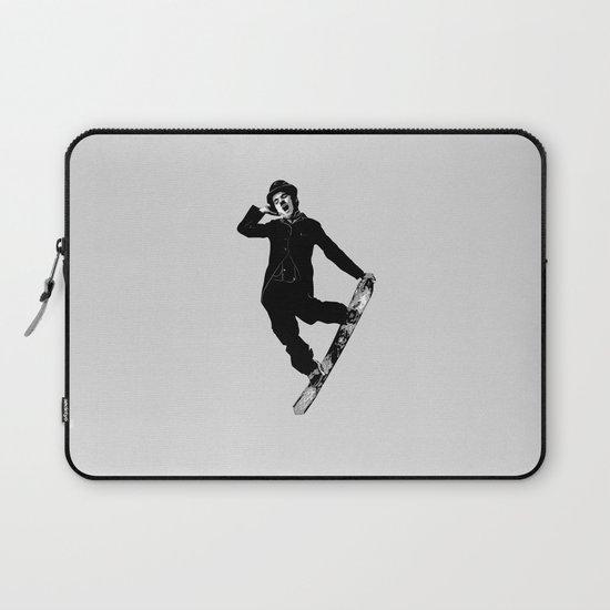 Gnarly Chaplin Laptop Sleeve