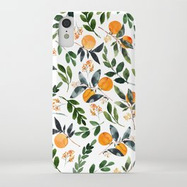 Orange Grove iPhone Case