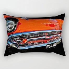 Former Glory. Rectangular Pillow
