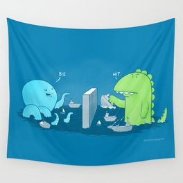 You Sunk My Navy! Wall Tapestry