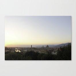Florence Canvas Print