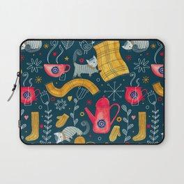 Pattern #71 - Hygge - Cosy winter Laptop Sleeve