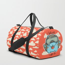I CAN FLY Duffle Bag