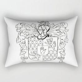 Swormanship Coat of Arms Rectangular Pillow