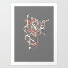 ASW Art Print