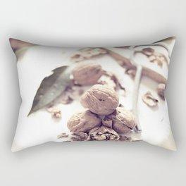Still Life, macro food photo, fine art for home interior decoration, Rectangular Pillow