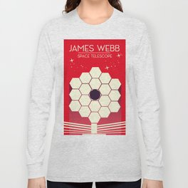 james webb space telescope, Long Sleeve T-shirt