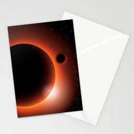 space landscape Stationery Cards